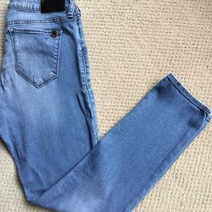 !iT Skinny Jeans in a light wash.  Size 31